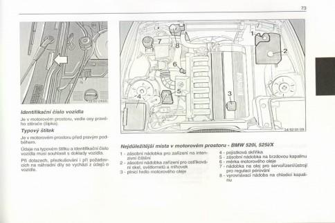 Bmw A Jine Radosti Kompletni Navod K Pouziti Pro Bmw E34 39 E36